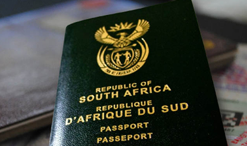Apply Online For Your Sa Passport Or Id